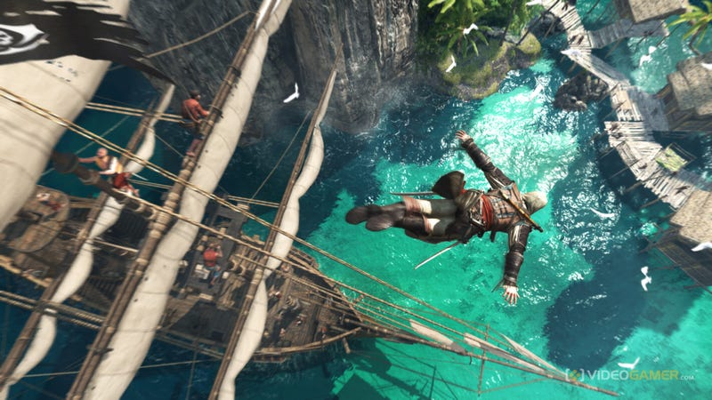 Fabulous Fyst Review - Assassin's Creed IV Black Flag