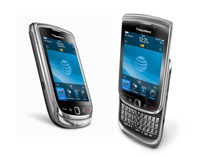 BlackBerry Torch 9800: So This Is BlackBerry's Dark Knight