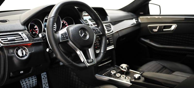 Great Googly Moogly The Brabus Mercedes E63 AMG Has 850 Horsepower