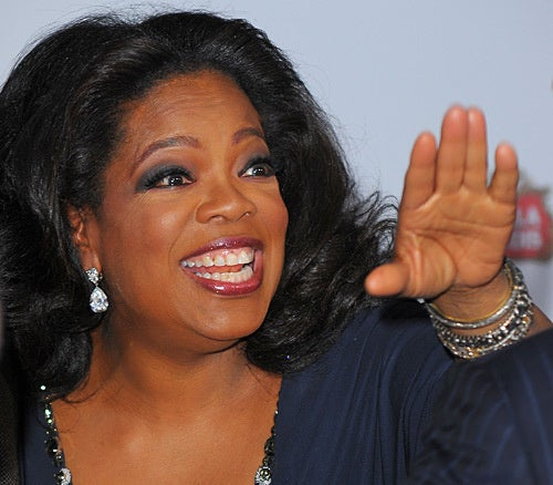 Oprah Winfrey Is the World's 'Most Powerful' Celebrity (Again)