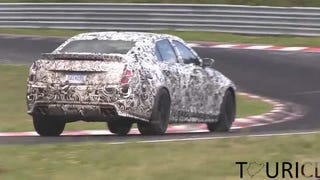 Does The 2016 Cadillac CTS-V Have 640 Horsepower?