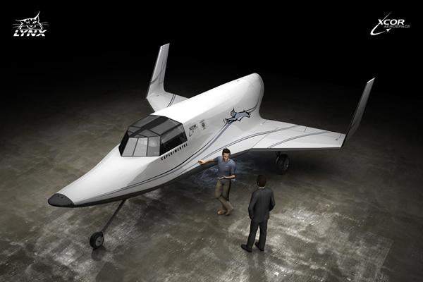 XCOR Lynx Bringing Sports Car-esque Travel to Space