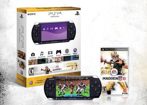 Madden NFL PSP Bundle Confirmed