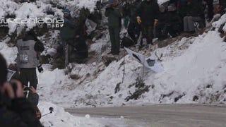 MAX ATTACK!!!! At Rallye Monte Carlo