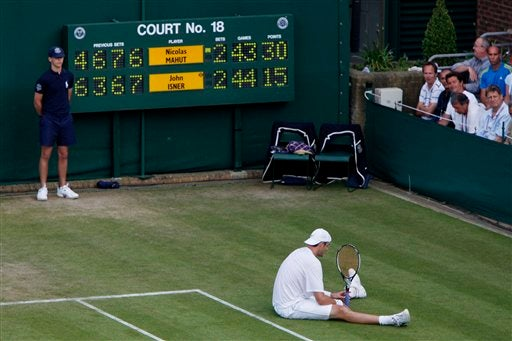 Wimbledon Live Blog Devolves Into Poetry And Madness