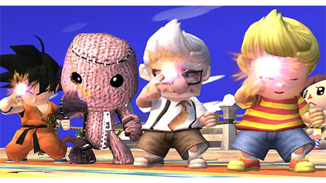 You've Probably Never Seen These Smash Bros. Challengers Before
