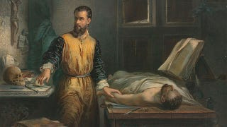 This Doctor Taught His Medical Students To Be Body Snatchers