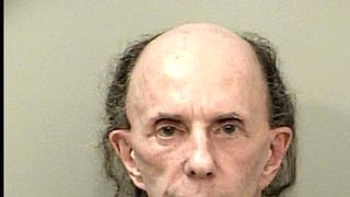 Phil Spector's Mug Shot Is Scary As Hell