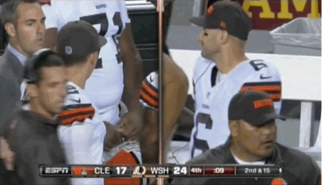 Johnny Manziel Is Number One