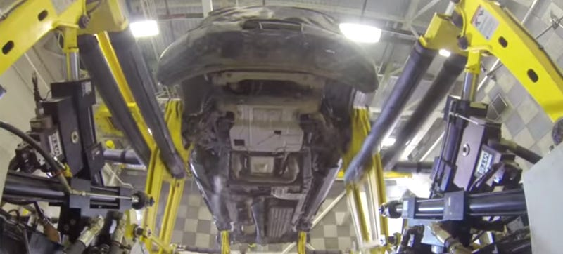Watch The 2015 Ford F-150 Get Beaten To Oblivion In 10 Torture Tests