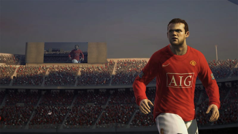 "First Look At FIFA 09, PS3 Gets Exclusive ""Game Mode"""