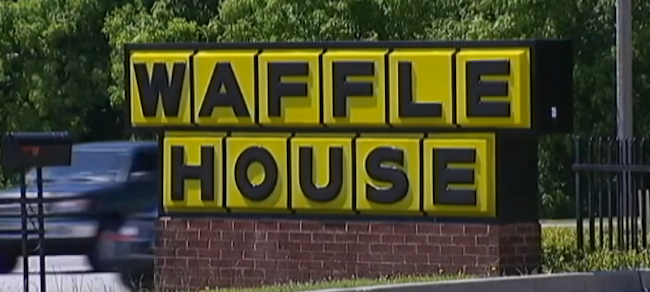 Georgia Police Searching for Pitchfork-Wielding Waffle House Robber