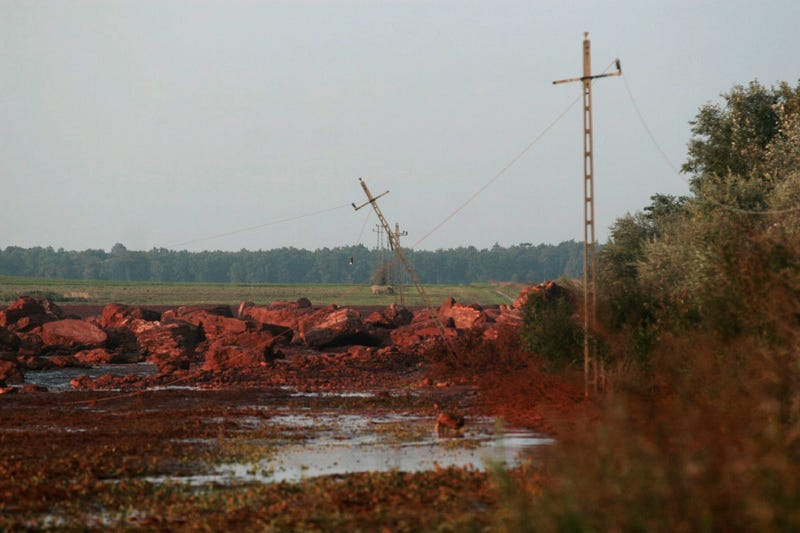Revisiting the Small Village That Was Completely Devastated By Toxic Red Sludge