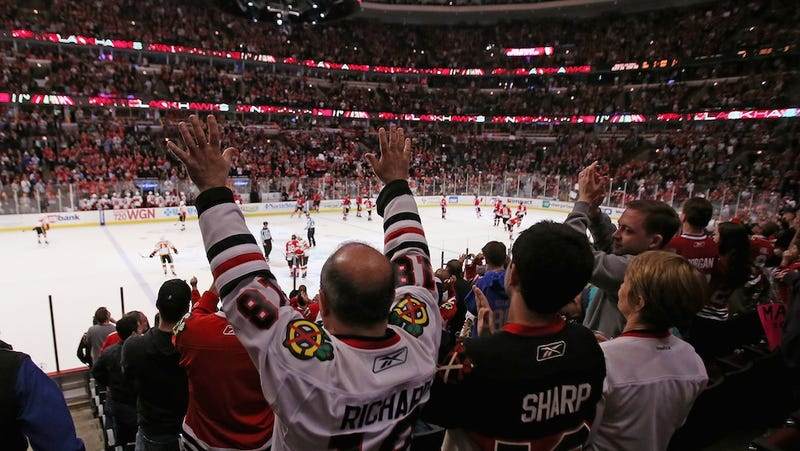 Blackhawks Raise Ticket Prices For The Fourth Time In Six Years