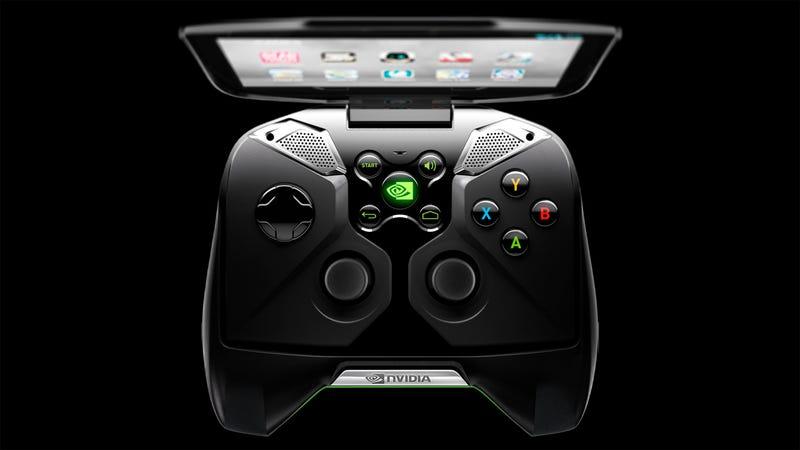 Get a Good Look At Nvidia's New Gaming Handheld