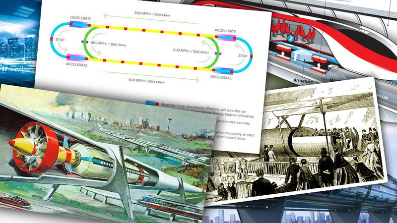 Five Things To Read Before The Hyperloop Announcement