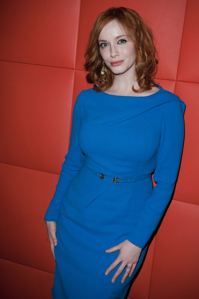 Just In Case You Forgot: Christina Hendricks Is Gorgeous