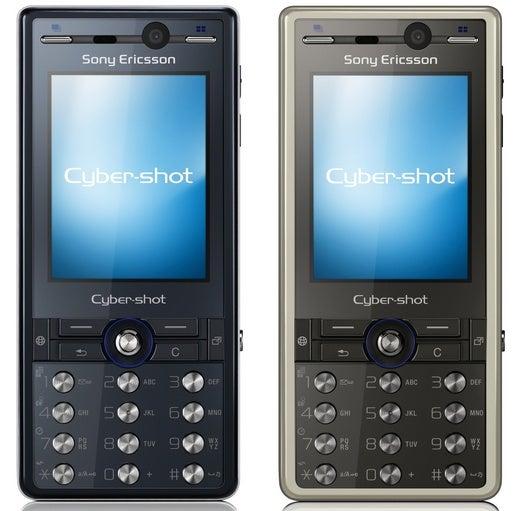 Sony Ericsson K810i: Same 3.2MP Cybershot, Slimmer Form