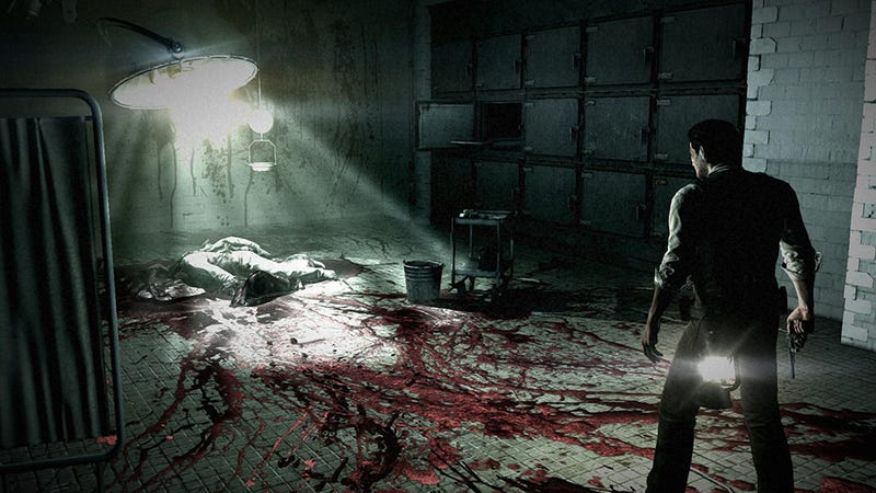 I Saw The Evil Within... And Was Terrified