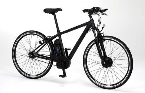 Carbon Fiber Electric Bike Drives Batman Environmentally Conscious