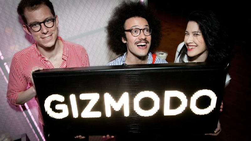 Scenes from Gizmodo's Home of the Future Opening Night Party