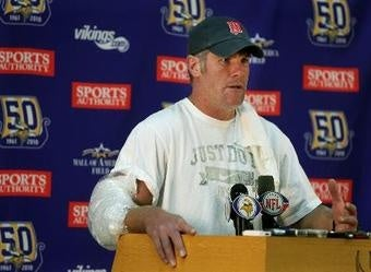Lordie Lordie, Brett Favre Turns 41 Today