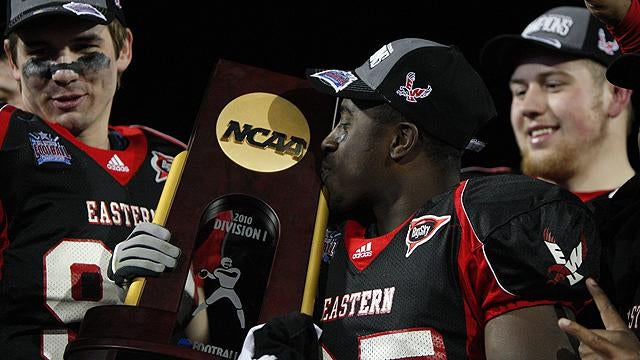 BCS Head Says A Playoff Wouldn't Work Because When FCS Teams Do It, They Don't Sell Out