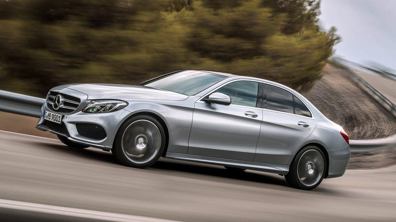 Mercedes head of design talks 2015 C-Class and the death of the wedge