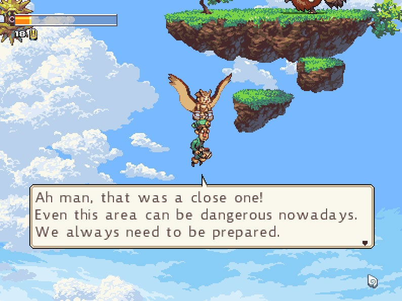 Meet Owlboy. He Looks Great.