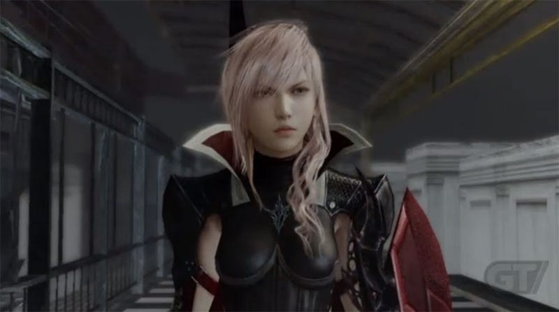 Here's The First Trailer For Lightning Returns: Final Fantasy XIII [UPDATE]
