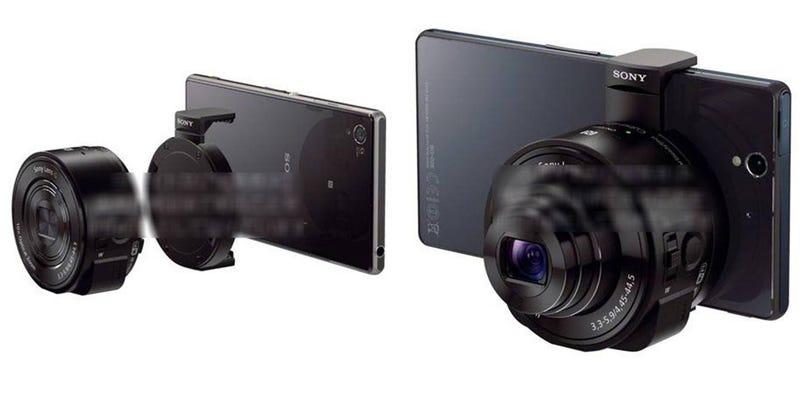 Así serán los objetivos de Sony para smartphones