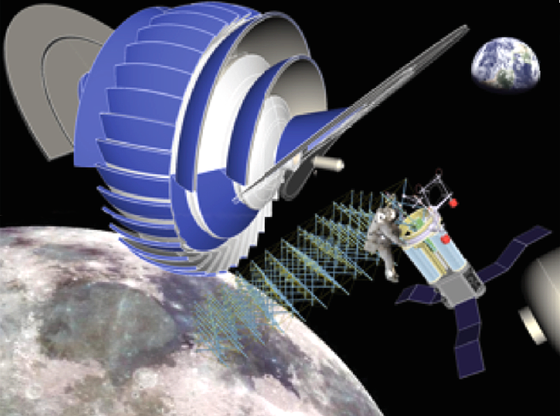 NASA Wants to Build a Magnetic Force Field and a Deep Sleep Chamber For Astronauts on Mars
