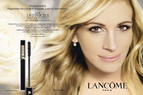 Lancôme Pays Julia Roberts $50 Million For Her Services