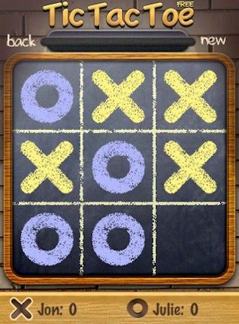 Those Who Play Video Game Tic-Tac-Toe Will Be Judged