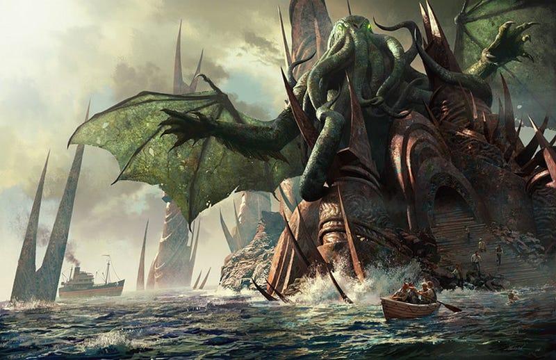 Major Landmarks In The History Of Dark Fantasy