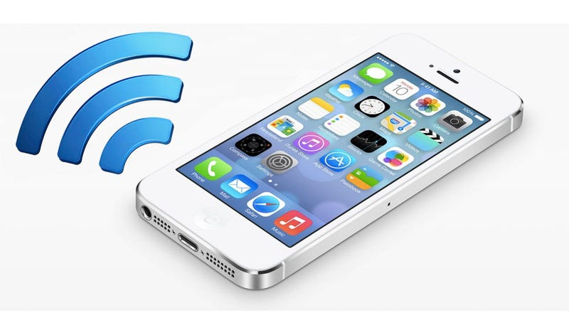 iOS 7 no necesitará contraseñas para entrar en redes WiFi