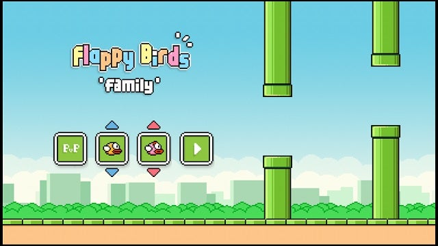 Flappy Bird Is Back, Exclusively on Amazon's Fire TV
