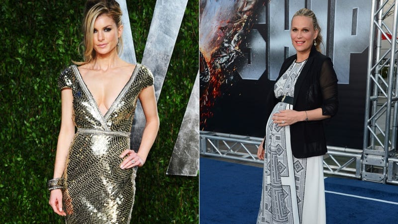 Molly Sims Gives Birth, Marisa Miller Is Pregnant