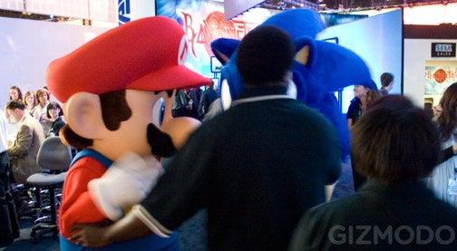 Old Feuds Reunite Between Nintendo and Sega