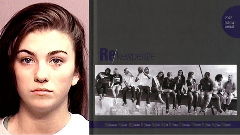 Teen Arrested For Changing Classmate's Name in Yearbook to 'Masturbate'