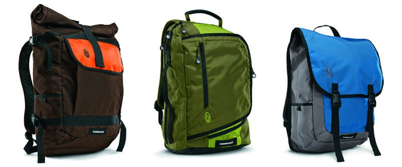 Timbuk2's Hemlock and Q Backpacks Have Swing Around Easy Access to Your Laptop
