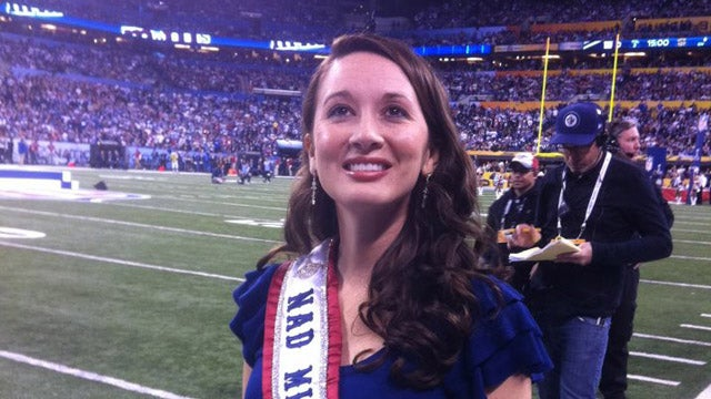 NBC Snubs Miss Deaf America During Super Bowl Broadcast