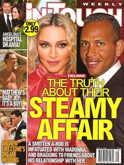 This Week In Tabloids: Madonna & A-Rod Are Soulmates; Mary-Kate Is Haunted By The Ghost Of Heath Ledger