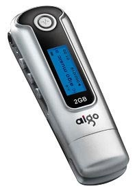 Aigo A215 MP3: Must Be On Steroids