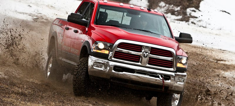 Ram Says Screw You, We've Got The Most Off-Road Capable Pickup Now