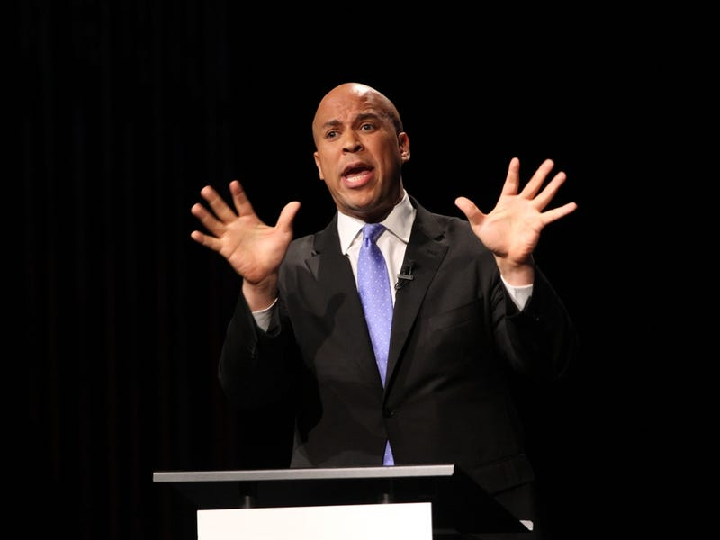 Opponent Suggests Cory Booker Is Gay for Ignoring Stripper's Hot Boobs