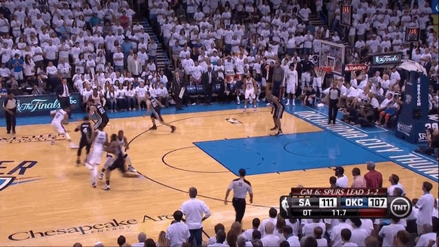 The Thunder Will Want To Forget That Overtime Ever Happened