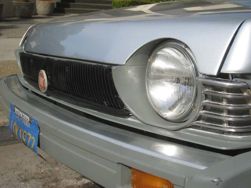 1981 Fiat Strada Down On The Alameda Street