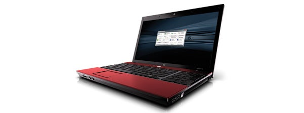 HP ProBook S-Series: Businesspeople Can Have Sassy Red Laptops Too