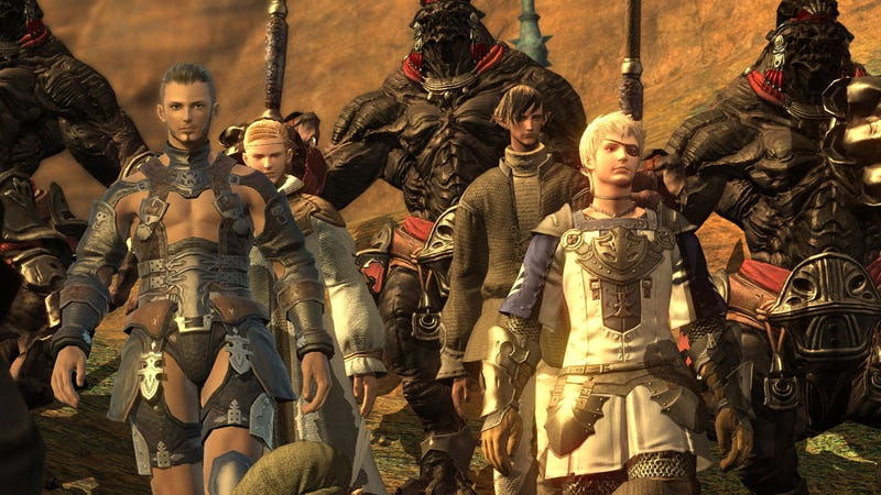 Final Fantasy XIV (2010 Release): The Kotaku Review